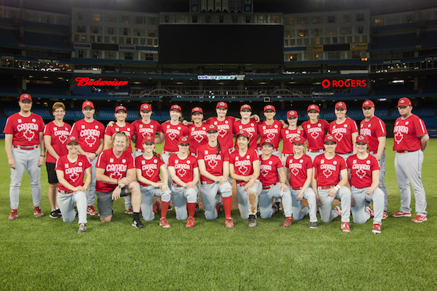 Canadian Women's Baseball Team Named For